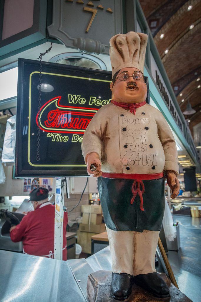 West Side Market Cleveland OH