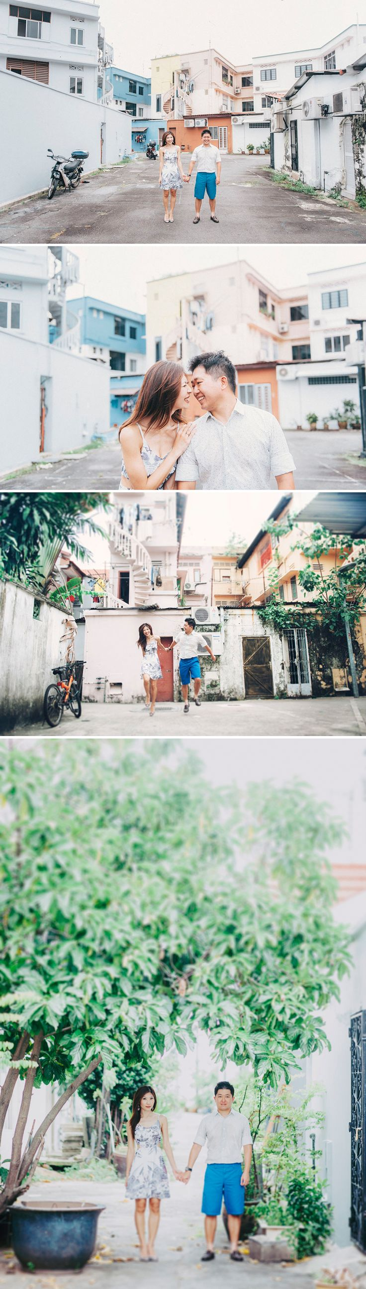Joo Chiat (back alleys) // Secret Shooting Spots of Photographers in Singapore - Part 1