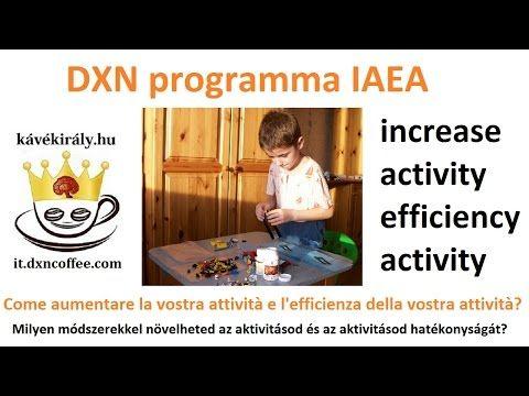 dxnproducts.com: DXN programma IAEA: aumentare attività efficienza ...