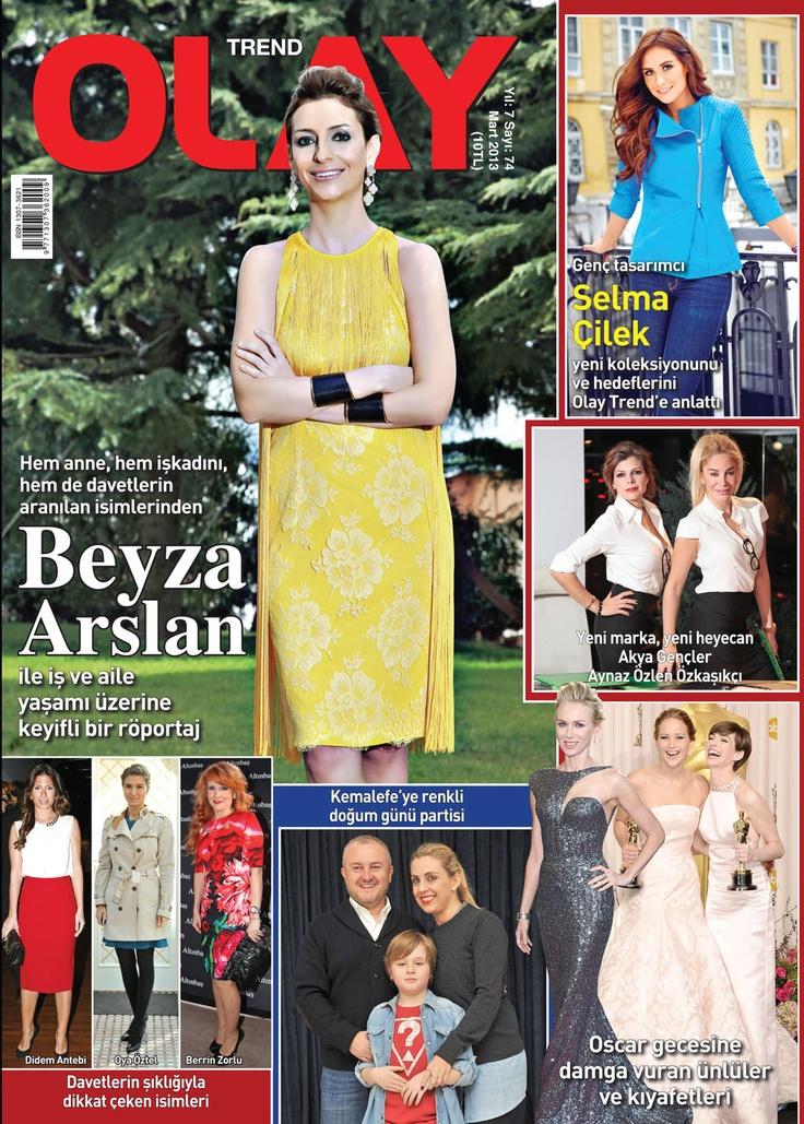 Olay Trend dergisi, Mart sayısı yayında! Hemen okumak için: http://www.dijimecmua.com/olay-trend/