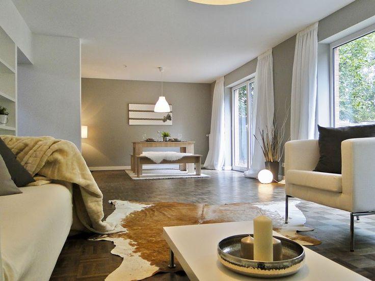 23 best Interiors + Living spaces images on Pinterest - harmonisches minimalistisches interieur design