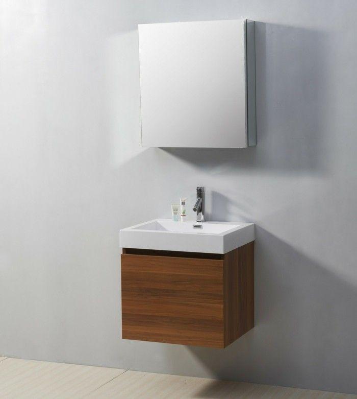 Badezimmerwände Ohne Fliesen Minimalistisches Badezimmer Mit Weißen Wänden