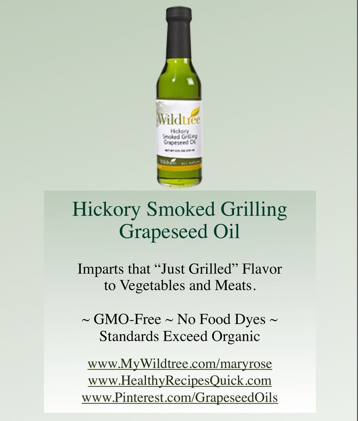 Wildtree Hickory Smoked Grapeseed Oil ~ GMO-Free ~ No Food Dyes $12 ~ Naturally infused with Hickory flavors... Substitute when oil and bottled smoke are called for for. www.MyWildtree.com/maryrose