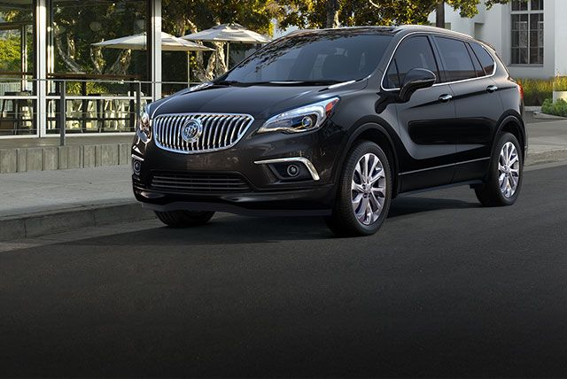 2018 Buick Envision Small Luxury Suv Buick Small Suv Luxury Suv Buick Envision