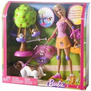 Barbie Doggie Park Playset with Doll