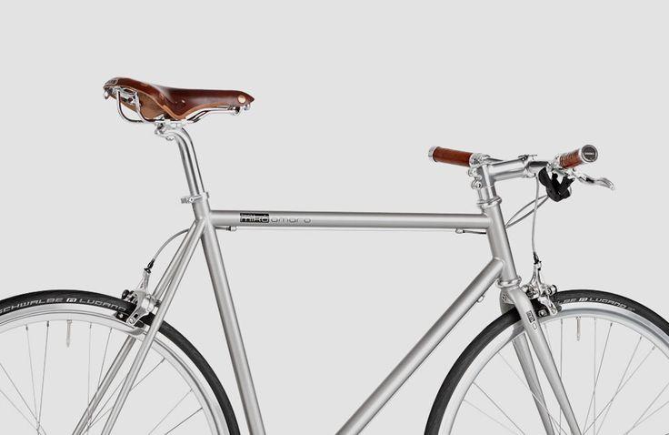 Mika Amaro Urban Bike - auch in Avid Blue!