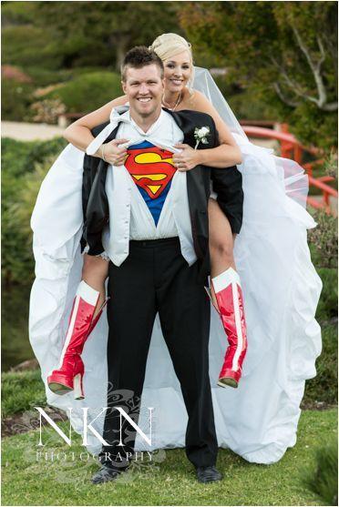 Toowoomba Wedding DJ - Kisrsten & Trent Superhero Themed Wedding Reception www.brisbaneweddingdj.com.au