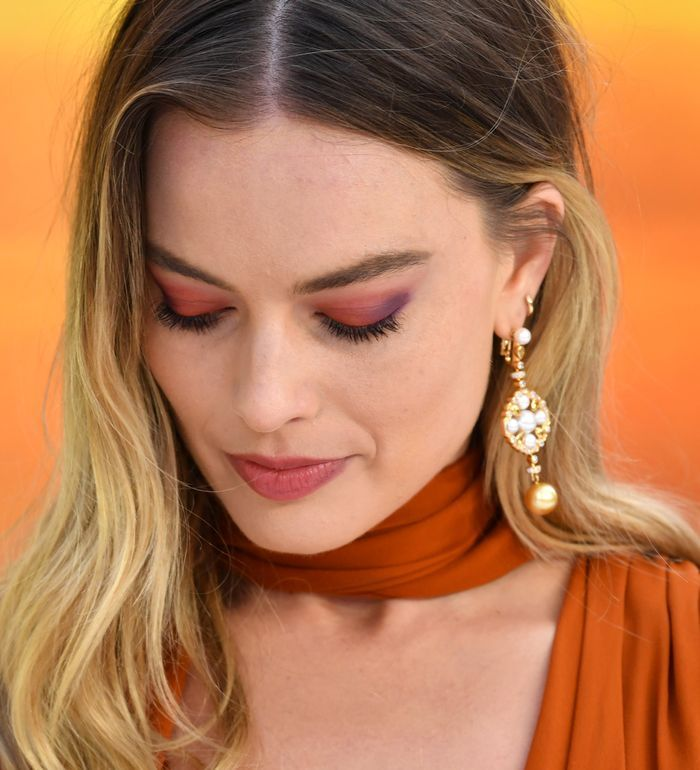 Margot Robbie Just Wore the Next Big Color Trend on the Red Carpet