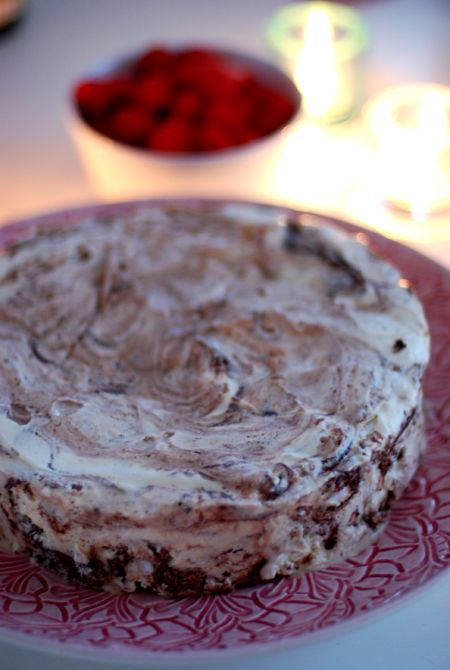 Nutella semifreddo, gaaaalet gott!! | MATPLATSEN