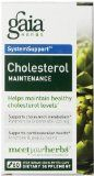 Gaia Herbs Cholesterol Maintenance Liquid Phyto-Capsules, 60 Count Herbal Dietary Supplement