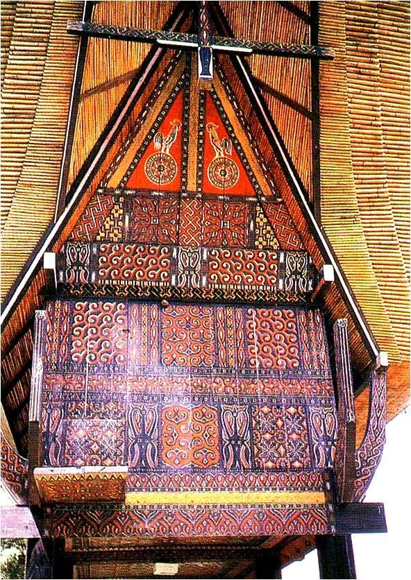 Toraja architecture, Sulawesi