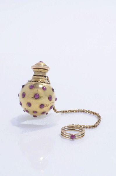 19th century France - scent bottle