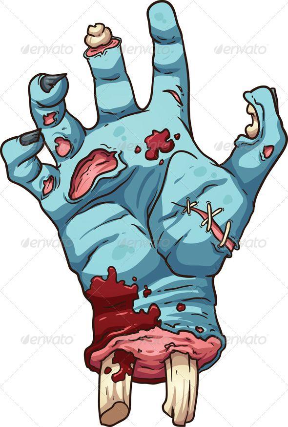 1000 Ideas About Zombie Cartoon On Pinterest
