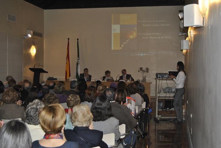 Auditorio de la presentación