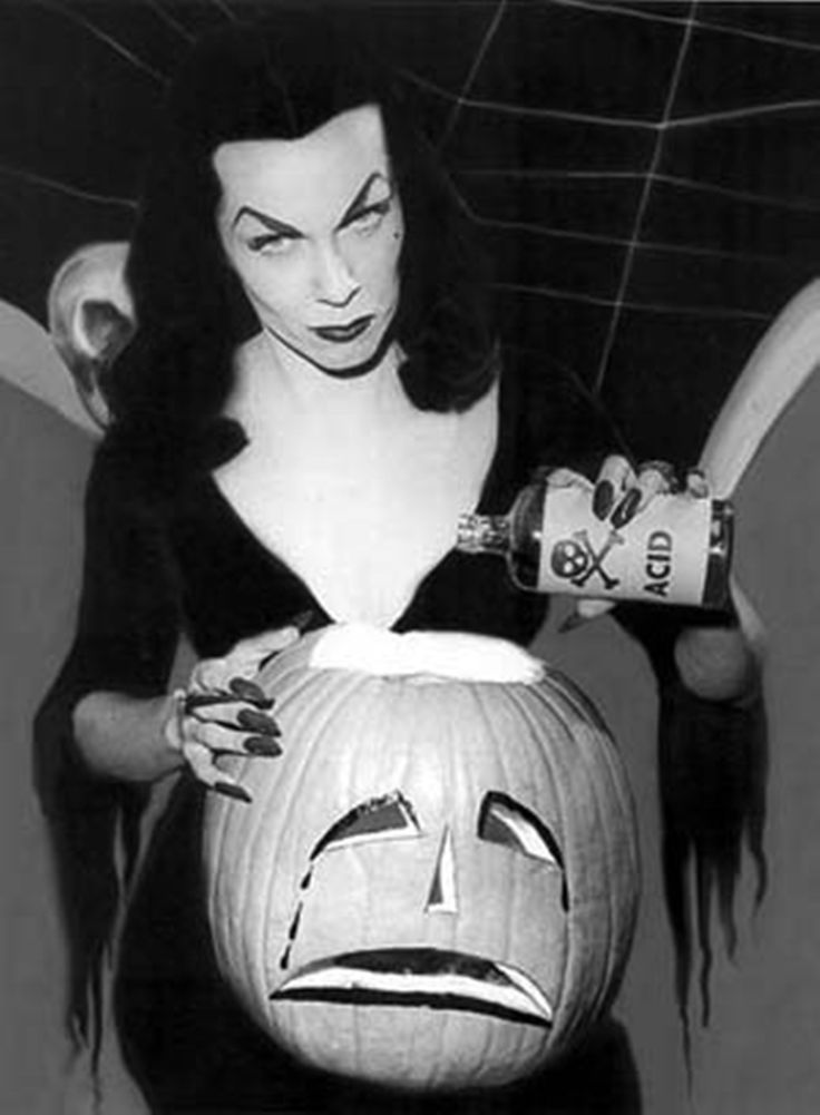 Maila Nurmi was a Finnish-American actress who created the campy 1950s character Vampira. She portrayed Vampira as TV's first horror host and in the Ed Wood cult film Plan 9 from Outer Space. She also appeared in the 1959 movie The Beat Generation as Vampira. (Wikipedia)