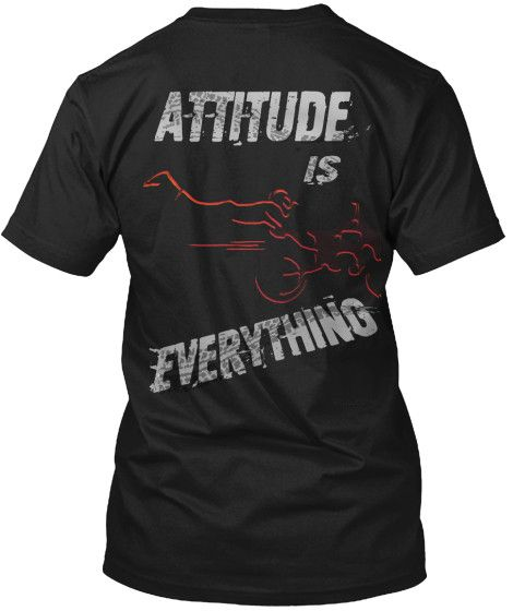 Attitude is Everything (Red)