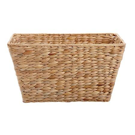 Necessities Brand Rectangle Basket Natural