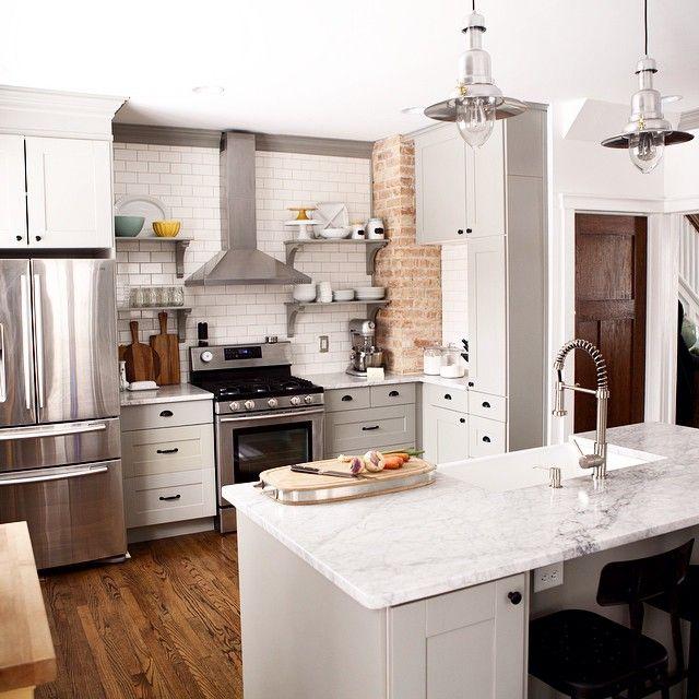 Ikea Black Kitchen Cabinets: 17 Best Ideas About Ikea Adel Kitchen On Pinterest