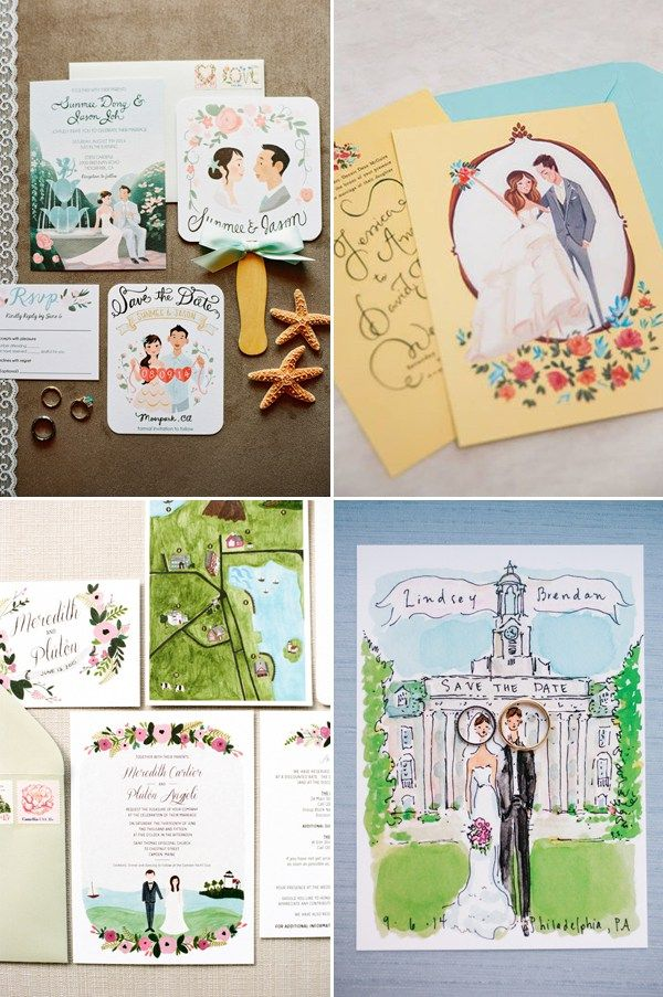 funny personal wedding card matter%0A   Top Wedding Invitation Trends for  Praise Wedding