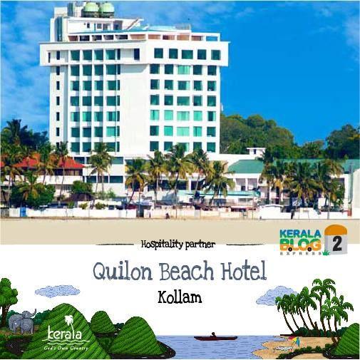 Quilon Beach Hotel- Kollam