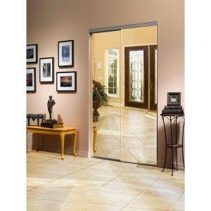 Mirrored Interior Sliding Doors