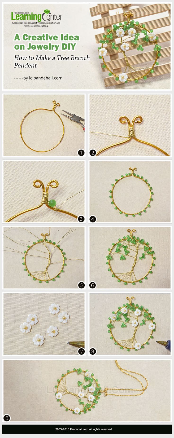 Luxury Bead And Wire Jewelry Ideas Inspiration - Electrical Diagram ...