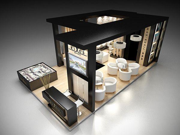 Design proposal for RIXOS hotel Sharm El-SHeikh for WTM 2014 exhibition