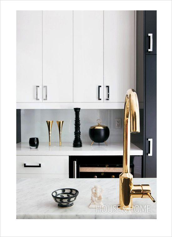 riflessi metallici - accessori e decorazioni oro