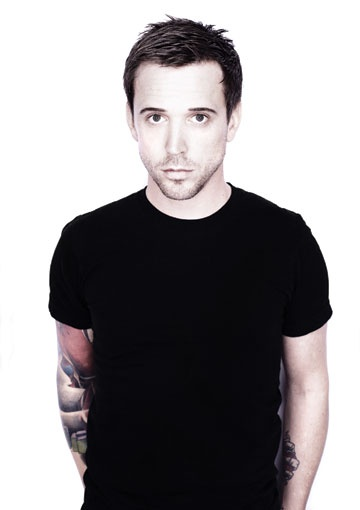 Ben Kowalewicz - vocalist of Billy Talent. Had a crush on him since Billy Talent started out. Look him up in interviews, such a sweet, kind guy too.