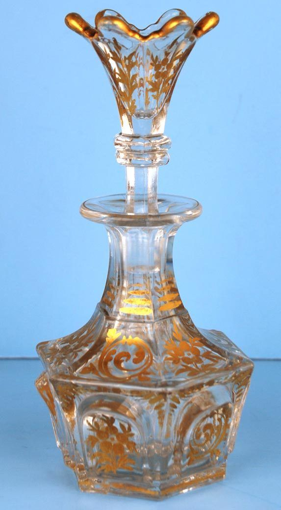 Antique Nineteenth Century French Scent Bottle