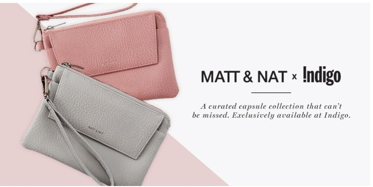Indigo Canada Offers: Save 50% on Matt & Nat Bags http://www.lavahotdeals.com/ca/cheap/indigo-canada-offers-save-50-matt-nat-bags/229252?utm_source=pinterest&utm_medium=rss&utm_campaign=at_lavahotdeals