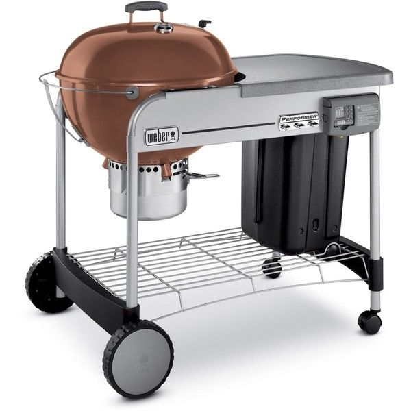 Pairing Weber's iconic grill with a host of cook-friendly ...