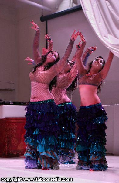 Pics of mermaid-themed costumes