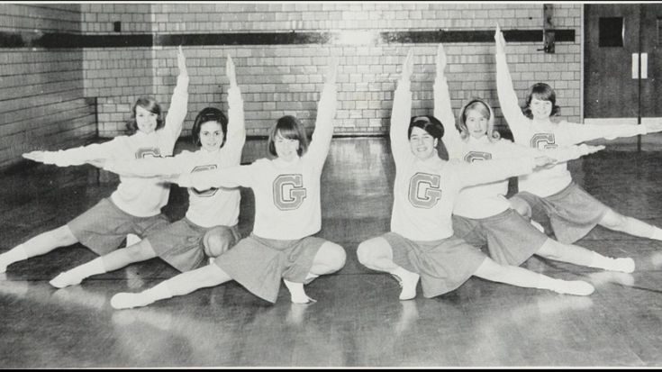 1966-1967 Varsity Gerstmeyer High School, Terre Haute, Indiana.