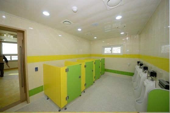 구립새롬어린이집 화장실