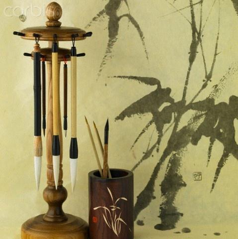 Korean Brush Set for Caligraphy