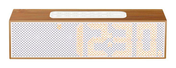 Radio-réveil Titanium LED 96_