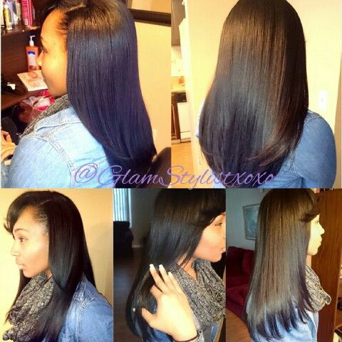 Healthy Natural Sew Ins