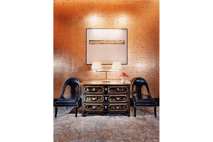 Hotel Royal Lobby - Lee Ledbetter & Associates
