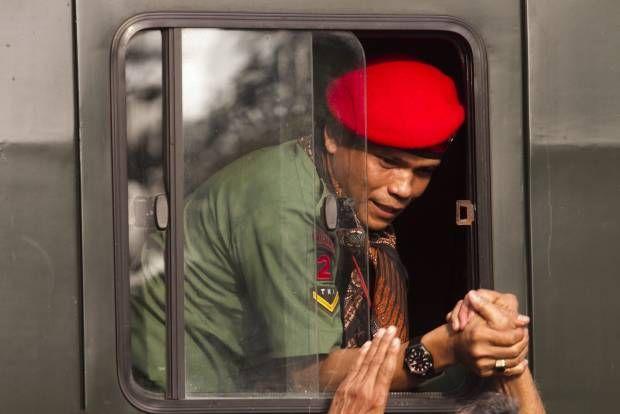 11 Tahun Bui untuk Sersan Baret Merah. #Cebongan