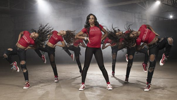 Lifetime's Bring It reality show I really like it prob my new face show ❤️