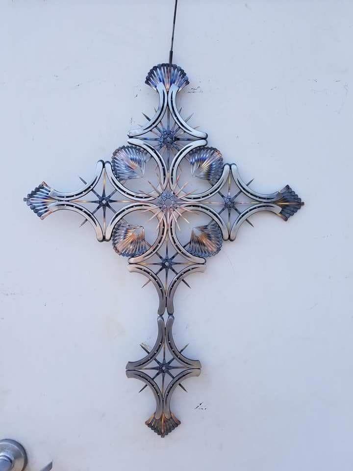 Casual Metal Work Welding Design Investigate Welding Crafts Scrap Metal Art Metal Art Projects