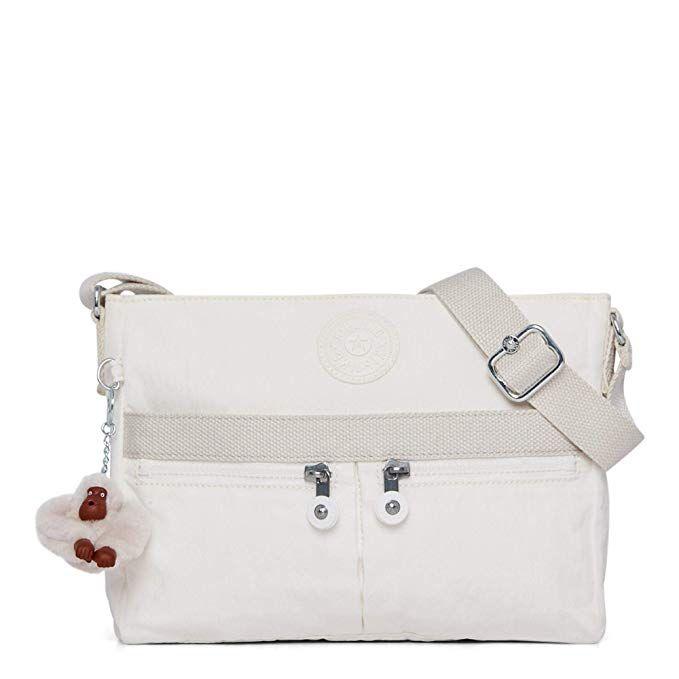 5249685a598d Kipling Angie Handbag Alabaster Tonal: Handbags: Amazon.com | Bags ...