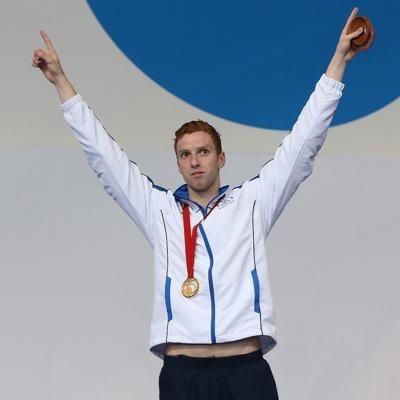 Daniel Wallace - Swimming.