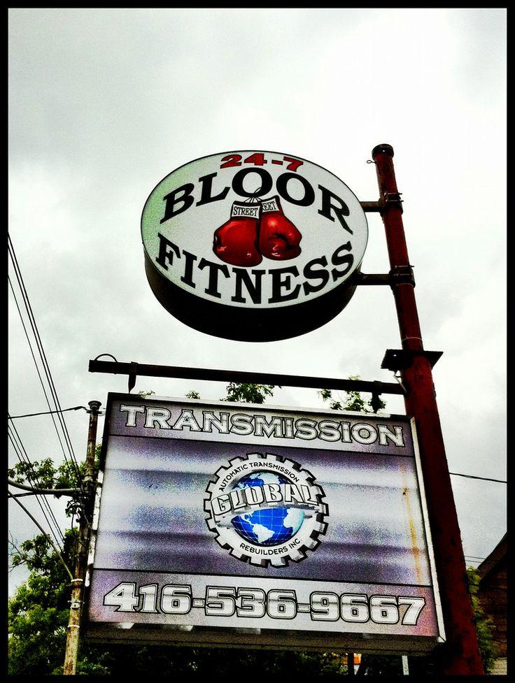Toronto Boxing Gym. Photo Credit: Aviva West. CreativeCommons.org
