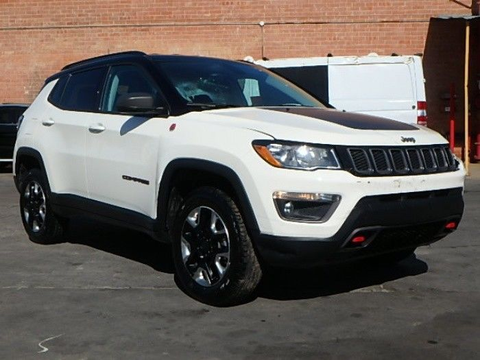 Ebay 2018 Jeep Compass Limited 4wd 2018 Jeep Compass Salvage