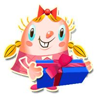 Candy Crush Facebook Stickers created by King.com Ltd. Crush candy with Tiffi and the other sweet Candy Crush Saga characters