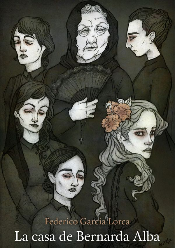 character bernarda alba lorca s house bernarda alba The house of bernarda alba is one of lorca's many great plays for women and also his last create a character profile for each of bernarda's daughters.