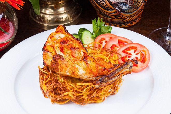 "азиатские рецепты от шеф-повара ресторана ""Гандара"" - Woman's Day"