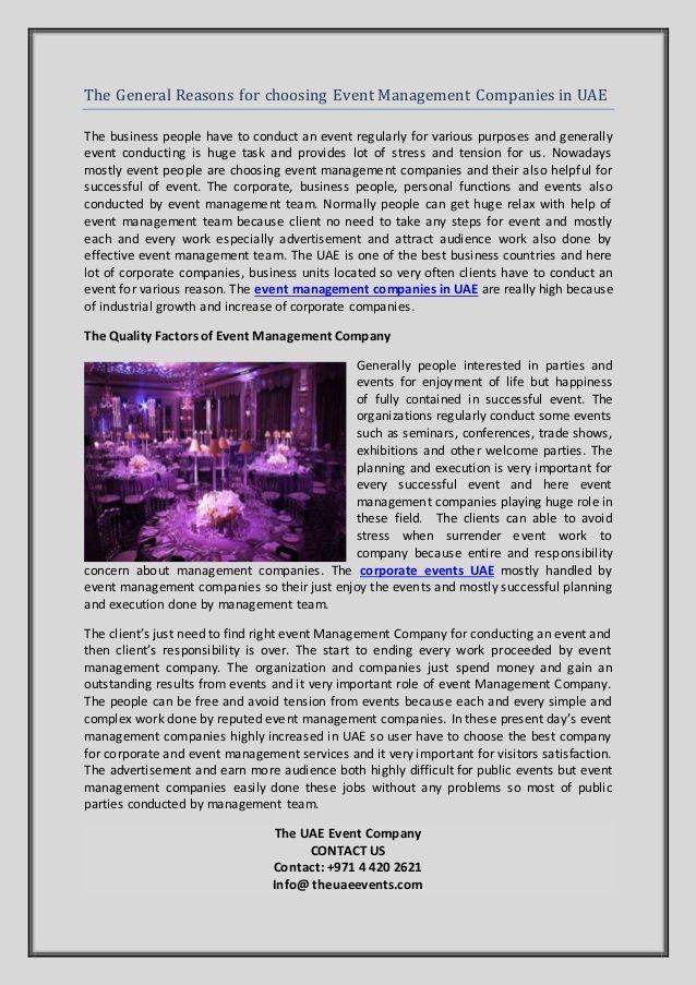 Best Event Management Images On   Event Management